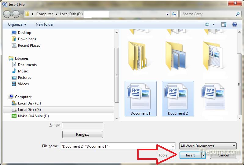 Document merge 4