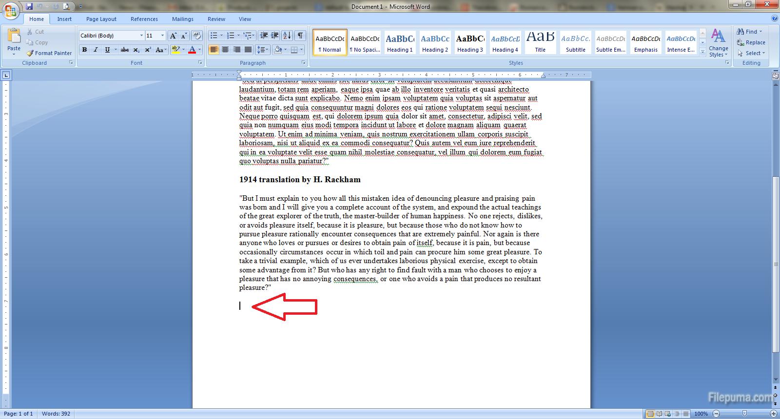 Document merge 1