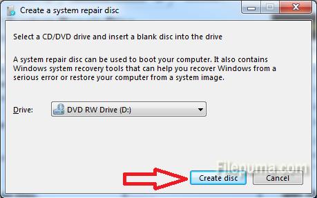 System Repair Disk 2