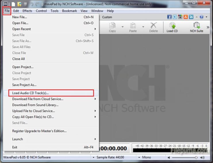 How to Save Audio Files with WavePad | News – Filepuma com