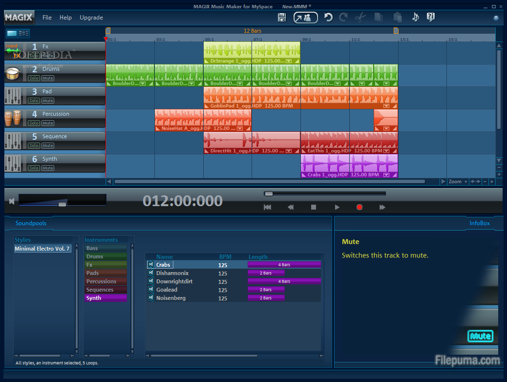 MAGIX-Music-Maker-for-MySpace_1